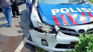 Kronologi Kecelakaan Mobil Pengawal Rombongan Wagub Jabar di Garut