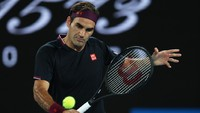 Belum Kehilangan Set, Federer Maju ke Babak Ketiga Australia Terbuka