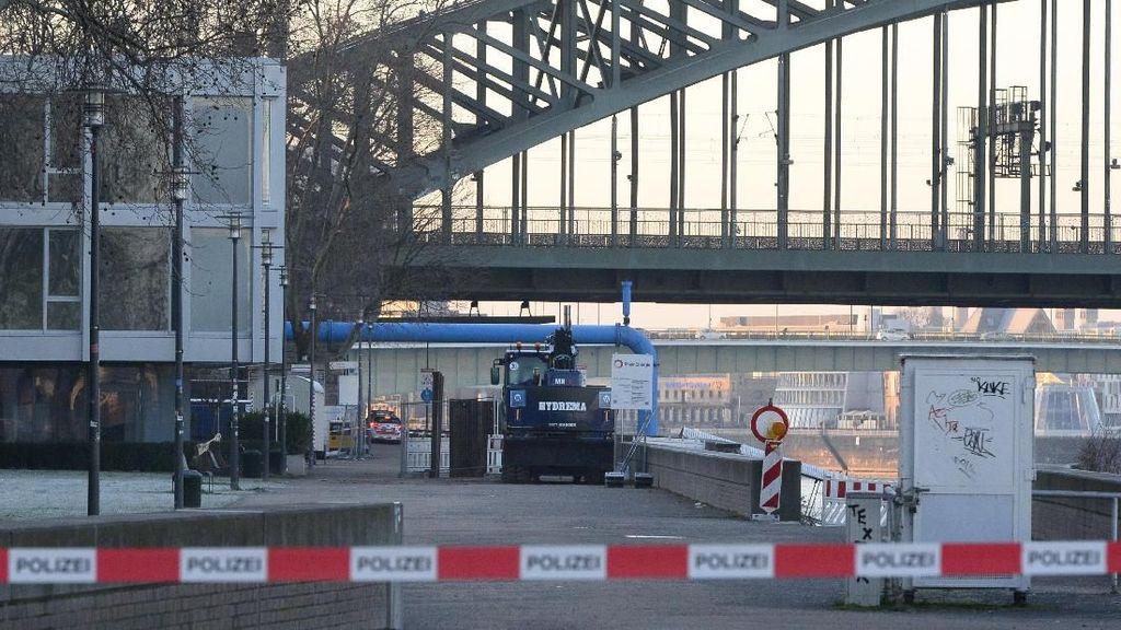 Bom PD II Seberat 500 Kg Dijinakkan di Jerman, 10 Ribu Orang Dievakuasi
