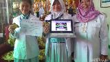 Game Karya Siswi SD Pedurungan Menang Kompetisi Internasional
