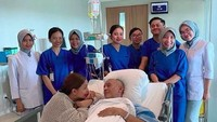 Soraya Haque Kabarkan Kondisi Terkini Ekki Soekarno