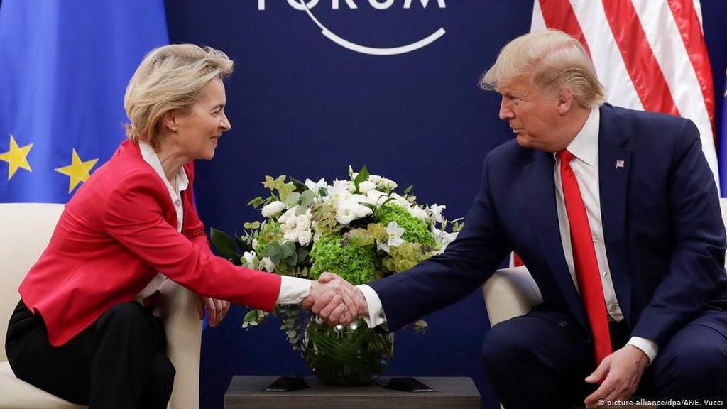 Presiden Komisi Eropa: Kami Akan Bekerja Sama dengan Trump