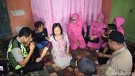 Kala Polisi Salurkan Bantuan untuk Suami-Istri Tunanetra di Bandung