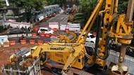 Rute TransJakarta Dialihkan Imbas Pembangunan LRT di Sudirman