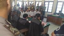 Sidang Perdana Meninggalnya Ipda Erwin, 5 Terdakwa Diancam 12 Tahun Penjara