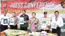 Perampok Sopir Truk yang Tabrak Gerbang Tol Balaraja Ditangkap Polisi