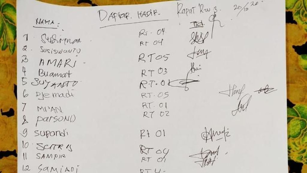 DPRD Surabaya: Pengurus Kampung RW 3 Bangkingan Cabut Pungutan Non Pribumi