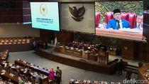 DPR Tetapkan 50 RUU Prolegnas Prioritas 2020, Termasuk Omnibus Law
