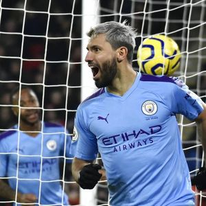 Sheffield Vs Man City: Gol Tunggal Aguero Menangkan The Citizens