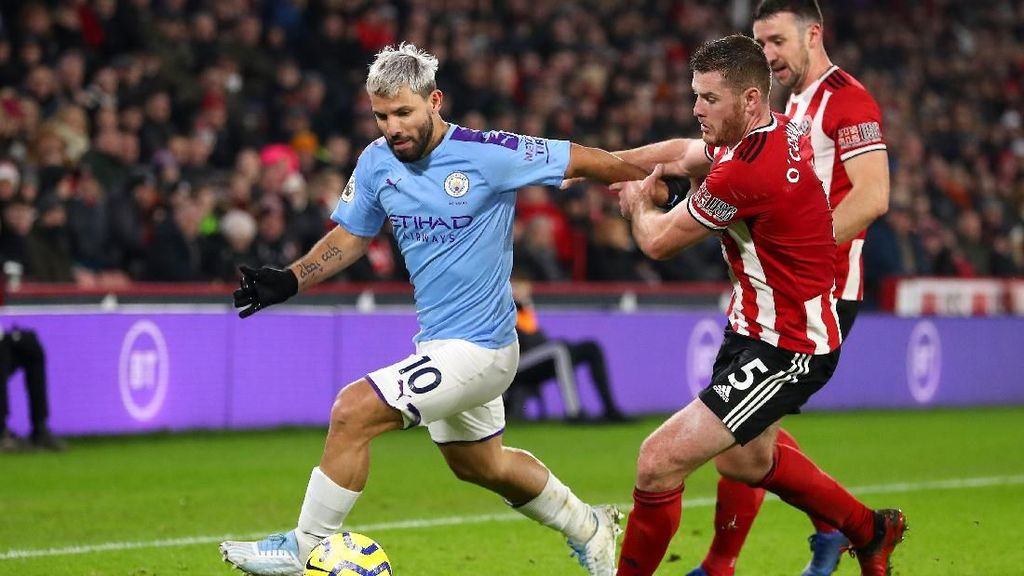 Sheff Utd Vs Man City: 7 Fakta Kemenangan Tipis The Citizens