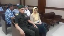 Jalani Sidang, Kivlan Zen Pakai Seragam Purnawirawan TNI