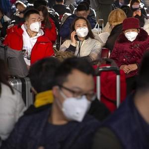 6 Cara Agar Tak Tertular Virus Corona Saat di Pesawat