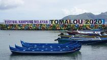 Lewat Festival, Nelayan Menjaga Warisan Kesultanan Tidore