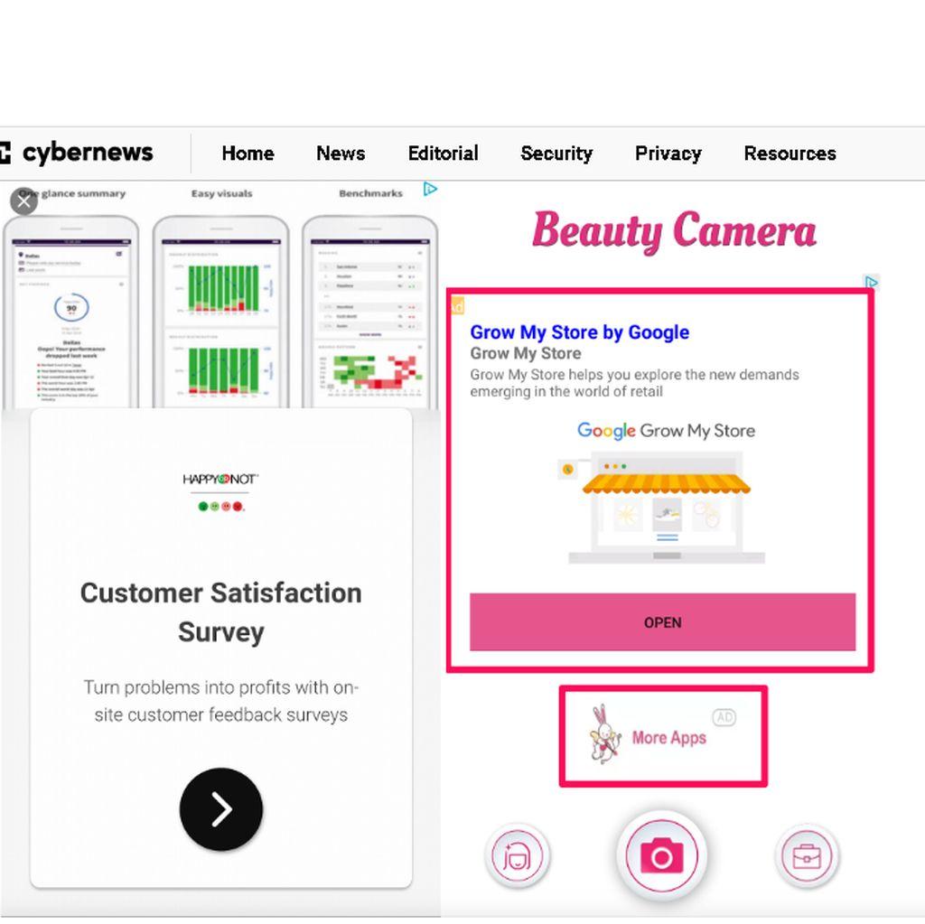 Aplikasi Beauty Camera Asal China Diduga Curi Data Pengguna