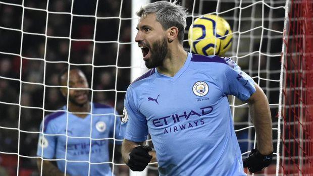 Manchester City akan menjamu West Ham 19 Februari. (