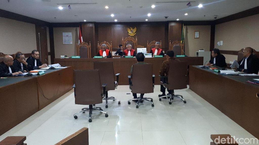 Eks Dirut PTPN III Didakwa Terima Suap dari Pengusaha Pieko Rp 3,5 M