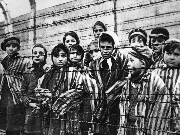 Ketika tentara Soviet sampai di Auschwitz pada 27 Januari 1945, mereka menemukan sekitar 7.600 tahanan yang masih hidup. Para tahanan ini dalam kondisi sakit dan kurus kering. Foto: Getty Images