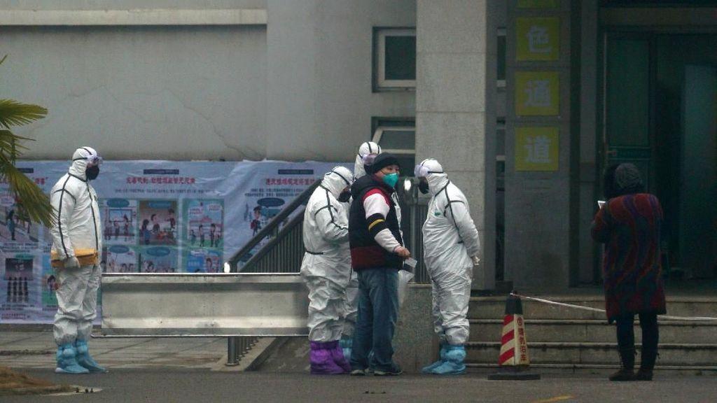AS Sewa Pesawat untuk EvakuasI Diplomat-Warganya dari Teror Corona di China