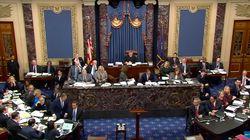 Waktu Penyampaian Argumen Sidang Pemakzulan Trump Diputuskan 3 Hari