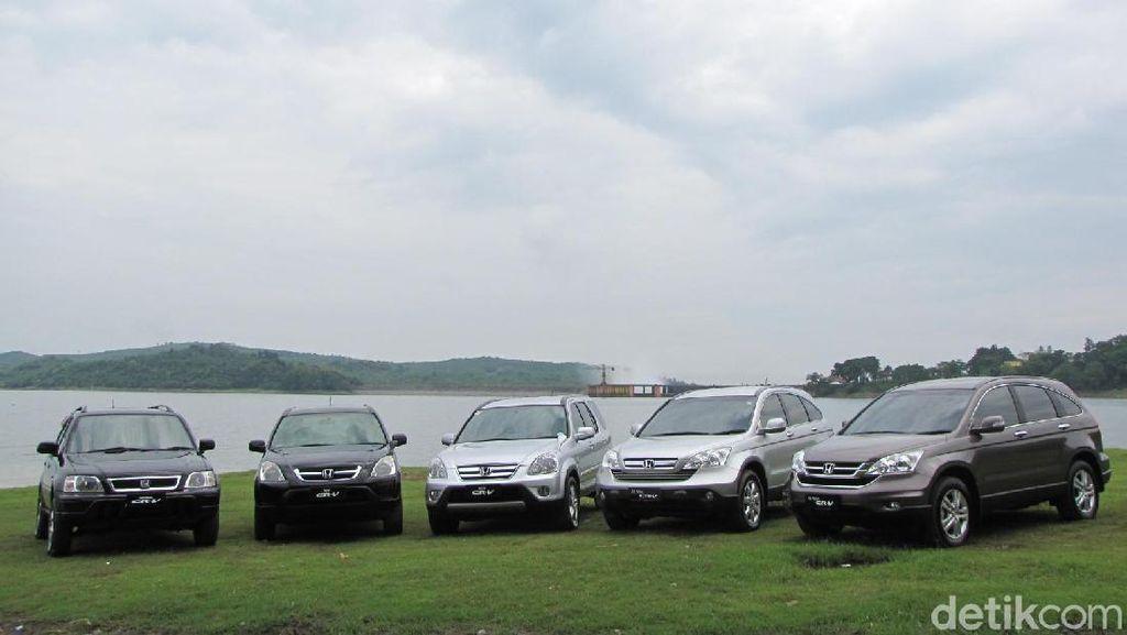 Dear Honda, Ini Harapan Pencinta CR-V Soal Model Terbaru
