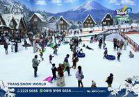 Alamak! Rasakan Banjir Salju dan Main Ski Ala Shirakawa Go di Sini