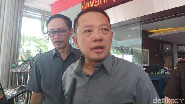 Direktur Penyidikan Jaksa Agung Muda Bidang Tindak Pidana Khusus Kejagung Febrie Adriansyah.