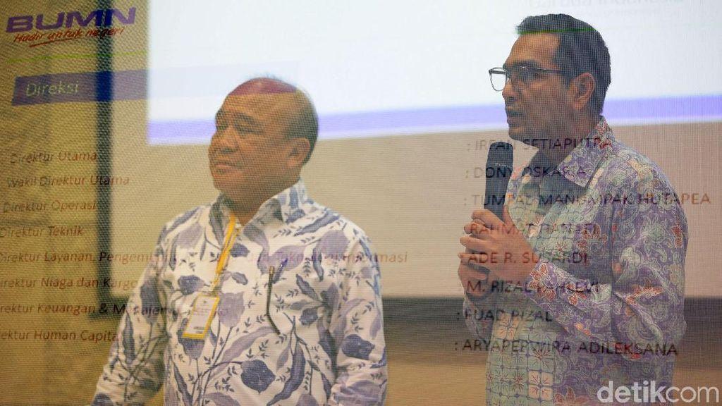Garuda Indonesia Umumkan Dirut Baru Pengganti Ari Askhara