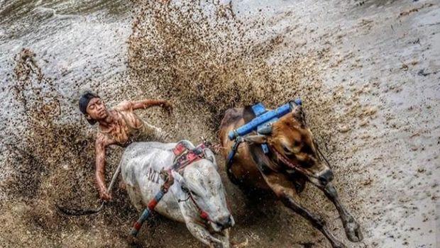 Kunjungi Tanah Datar, Gordon Ramsay Coba Tradisi Makan Bajamba