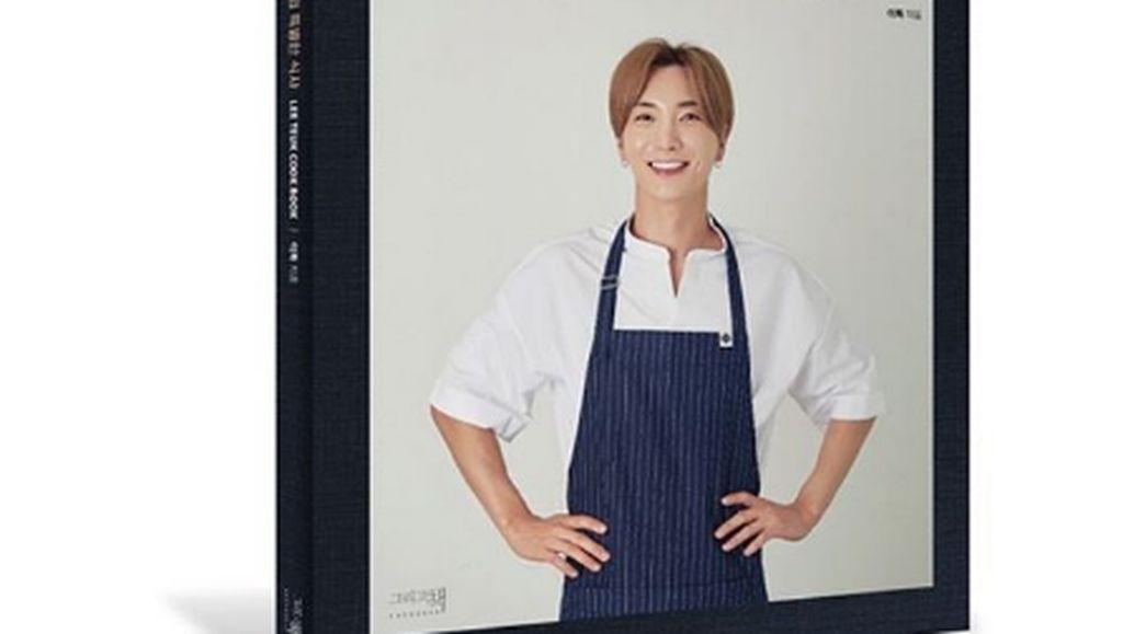Asyik! Buku Resep Masakan Leeteuk Super Junior Akhirnya Rilis