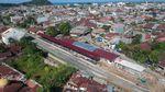 Jalur Kereta Zaman Belanda di Padang Kembali Aktif