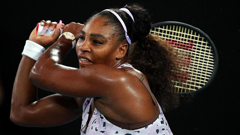 Serena Lolos ke Babak Ketiga Australia Terbuka
