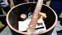 Polisi: Kardus di SPBU Pekalongan Berisi Rangkaian Persis Bom Betulan