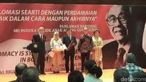 Gemilang dalam Diplomasi, JK Terima Anugerah Ide Anak Agung Gde Agung