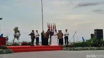 Jokowi Resmikan 3 Landas Pacu Bandara Soeta, AirNav Siap Operasikan Ketiganya