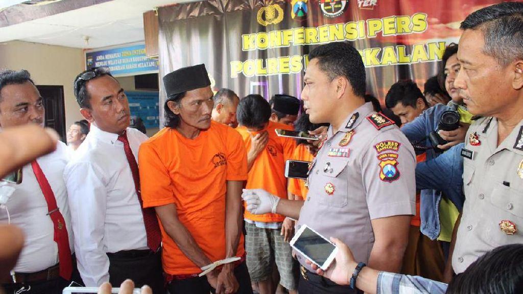 Ditangkap Polisi, Guru di Bangkalan Ini Sebut Sabu Tidak Haram