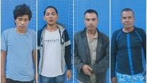 Polres Humbahas Tangkap Pelaku Judi Tembak Ikan, 1 Oknum Polisi Terlibat