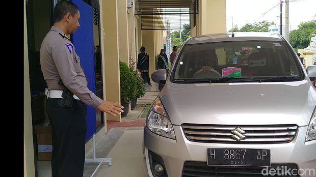 Hai Sedulur di Batang, Yuk Jajal Layanan SIM Drive Thru