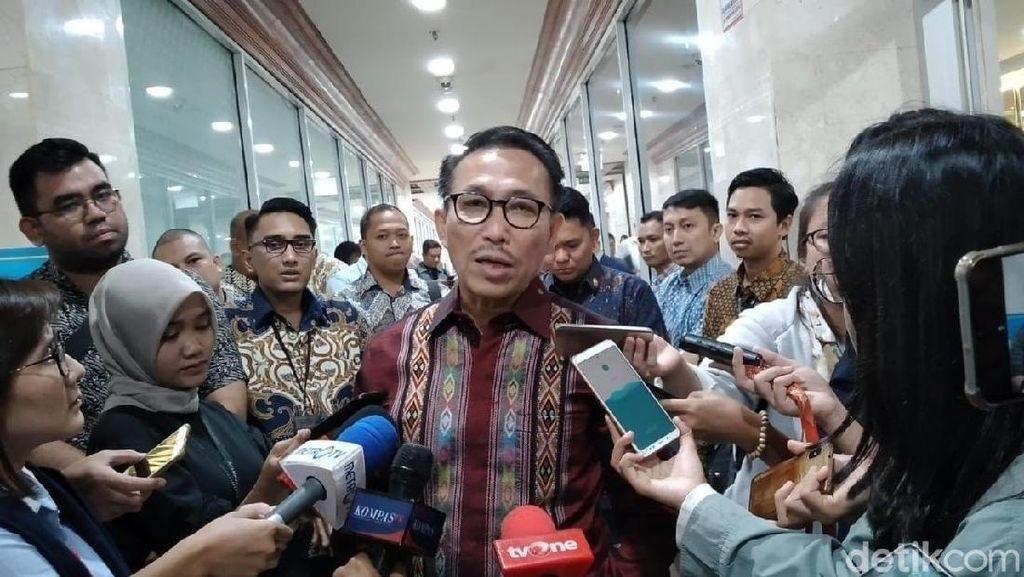 Komisi III DPR Akan Panggil Yasonna Soal Harun Masiku