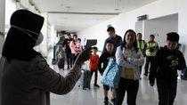 Corona Muncul, Kemenhub Perintahkan Peningkatan Pemeriksaan di Bandara