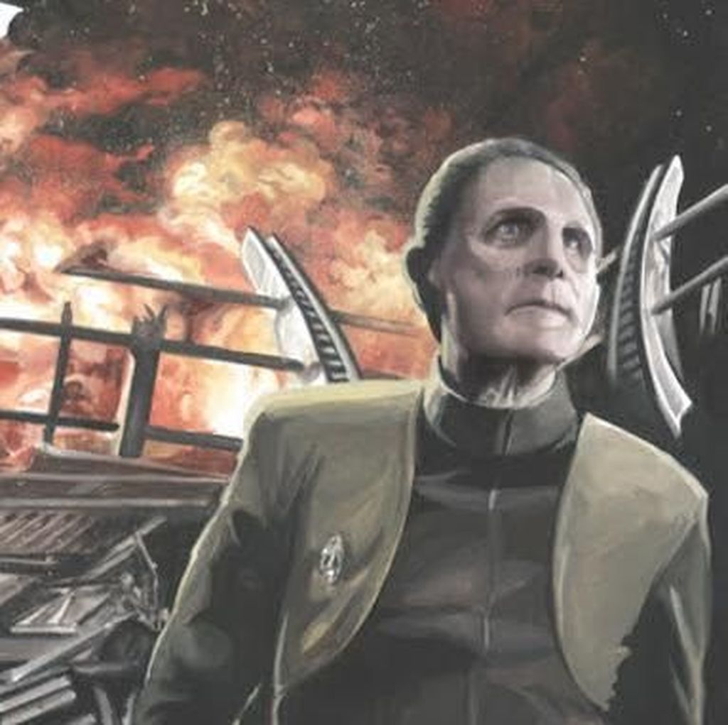 Miniseri Star Trek: Deep Space Nine Diumumkan!