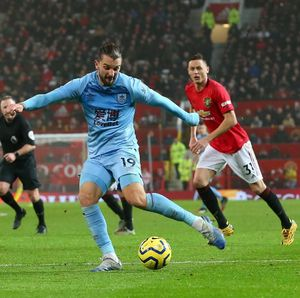 Man United Vs Burnley: Setan Merah Takluk 0-2 di Old Trafford