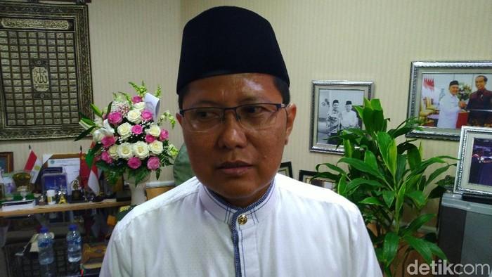 Ketua Komisi Dakwah MUI Pusat Muhammad Cholil Nafis.