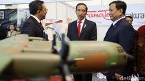 Perkuat Choke Point di Perbatasan, Prabowo Akan Perbanyak Kapal Perang