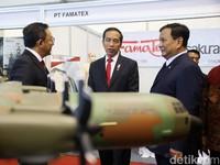 Prabowo Senang Kerja dengan Jokowi, Tony Fernandes Mundur Sementara