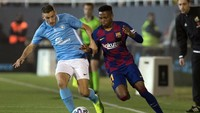 Hasil Copa del Rey: Susah Payah Tekuk Ibiza, Barcelona ke 16 Besar