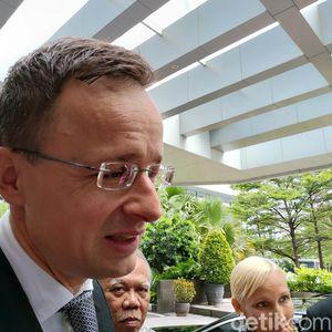 Hongaria Mau Guyur Rp 7 Triliun Biayai Infrastruktur RI
