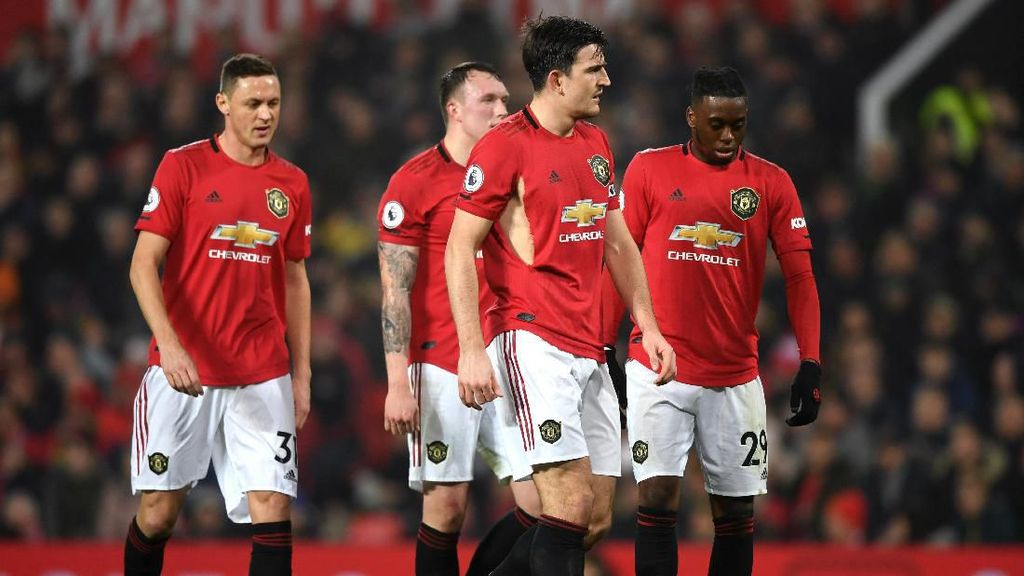 Ayo Man United, Kesempatan Finis Empat Besar Masih Terbuka!