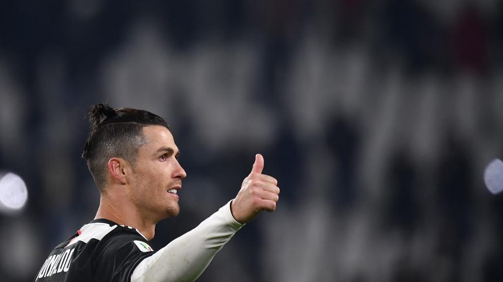 Cristiano Ronaldo Cuan berkat Instagram Saat Lockdown