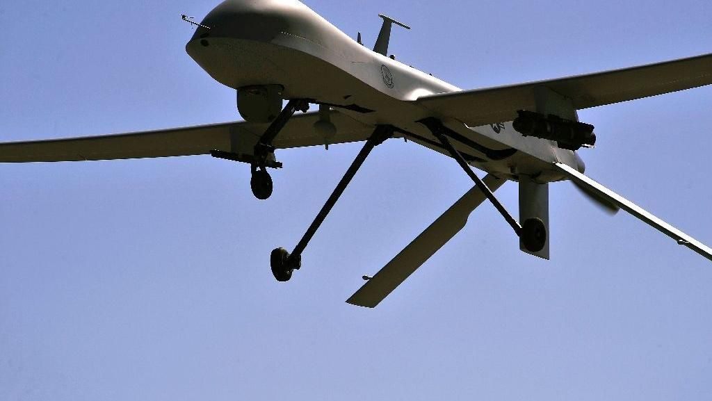 Drone Hantam Pelabuhan Minyak Arab Saudi, Tak Ada Korban Jiwa