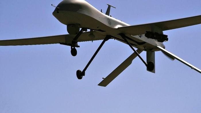 Ilustrasi drone tanpa awak